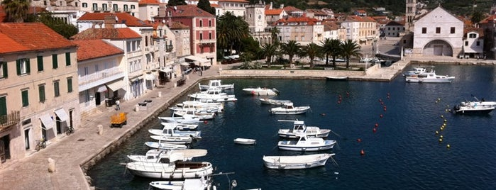 Adriana, hvar spa hotel is one of it place.