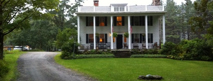 Inn at Weathersfield is one of Best Places to Check out in United States Pt 5.