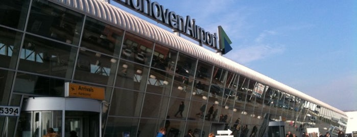 Eindhoven Airport (EIN) is one of My Airports.