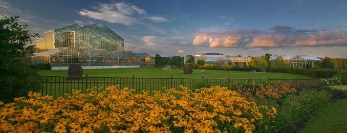 Frederik Meijer Gardens & Sculpture Park is one of Top Ten Must See ArtPrize 2012 Venues.