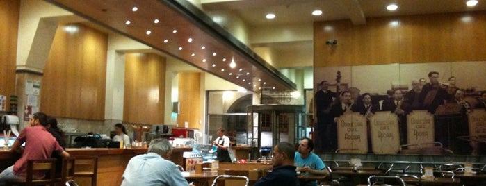 Café Arcada is one of Restaurantes.