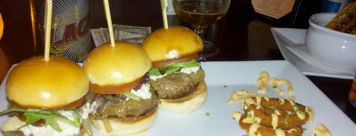Mahaffey's Pub is one of Maryland Food Challenges.
