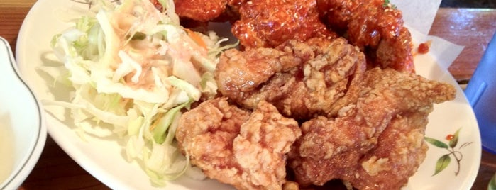 Oriental B.B.Q. Chicken Town is one of East Bay: Food.