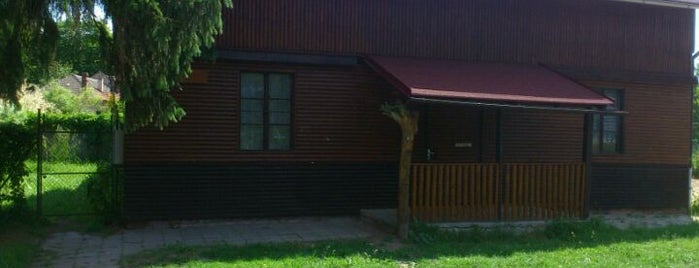 Skautská Klubovna is one of Místa v Napajedlích.