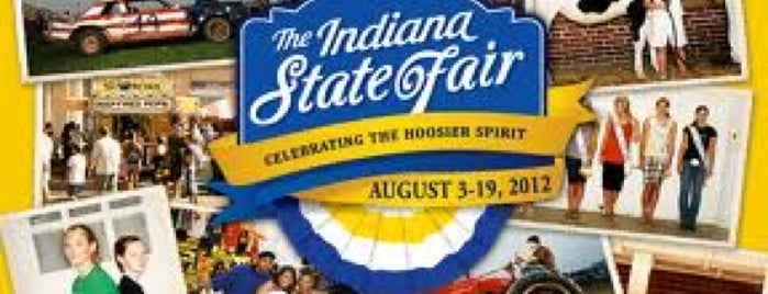 Indiana State Fairgrounds is one of BS13.