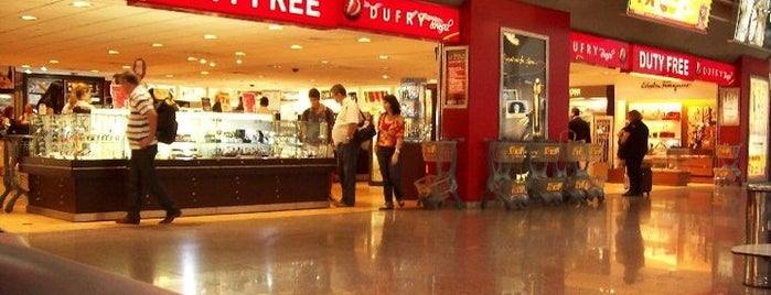 Duty Free Dufry is one of Aeroportos.