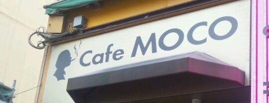 Cafe MOCO is one of Top picks for Coffee Shops.
