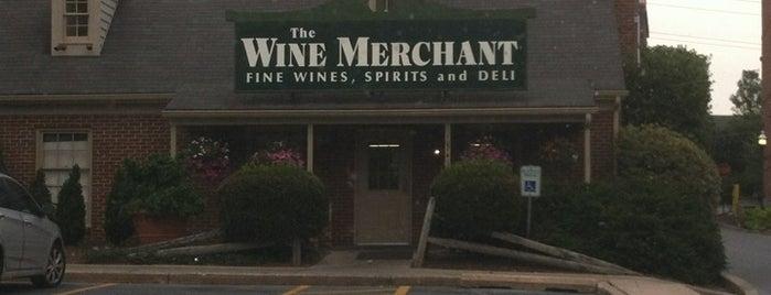 The Wine Merchant is one of Random.