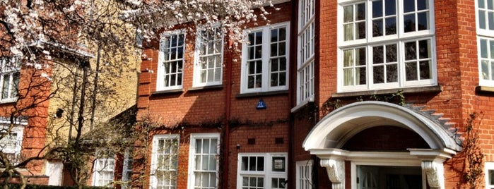 Freud Museum is one of London Museums and Galleries.