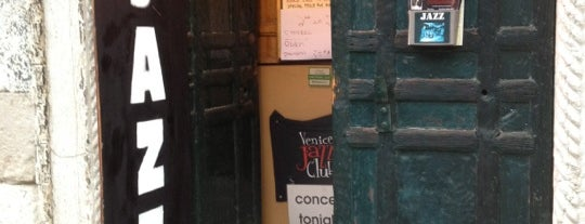 Venice Jazz Club is one of Venice.