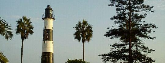 Faro de la Marina is one of Peru!.