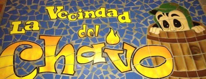 La Vecindad del Chavo is one of My Favorite Food Spots.