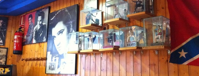 Bar Elvis is one of BAREANDO QUE ES GERUNDIO.