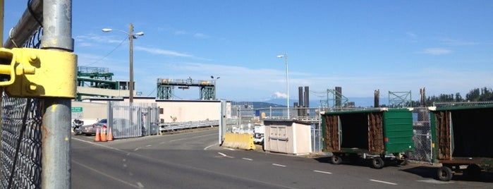 Anacortes Ferry Terminal is one of Orcas- San Juan Islands, WA.