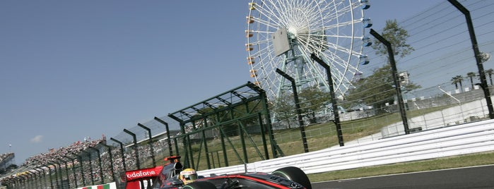 Suzuka Circuit is one of circuit.