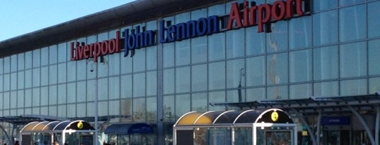Liverpool John Lennon Airport (LPL) is one of Free WiFi Airports.