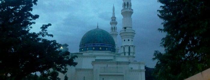 Masjid Al-Bukhary (مسجد البخاري) is one of masjid.