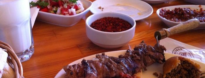 Meşhur Erzurum Oltu Cağ Kebap (Turan Usta) is one of Cafe-restorant-bistro.