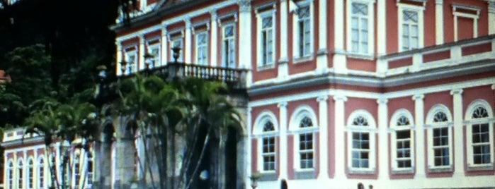 Museu Imperial is one of Petrópolis RJ.