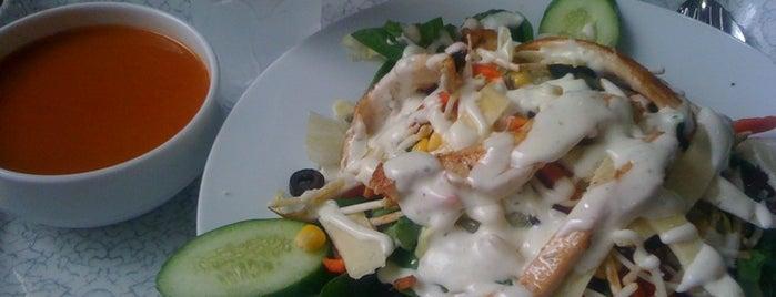 La Vissa is one of Favorite Food.