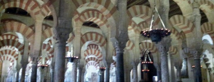 Mosque-Cathedral of Cordoba is one of Catedrales de España / Cathedrals of Spain.