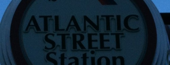 NJT - Atlantic Street Light Rail Station is one of New Jersey Transit Train Stations I Have Been To.