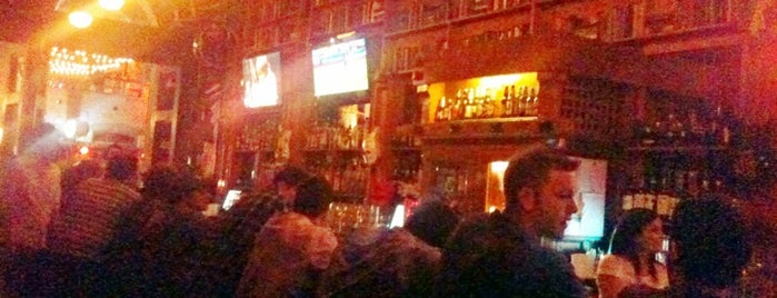 Library Bar is one of Clubs, Pubs & Nightlife in ATX.