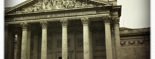 Panthéon is one of Must-See Attractions in Paris.