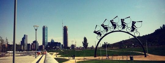 Santiago, Chile #4sqCities