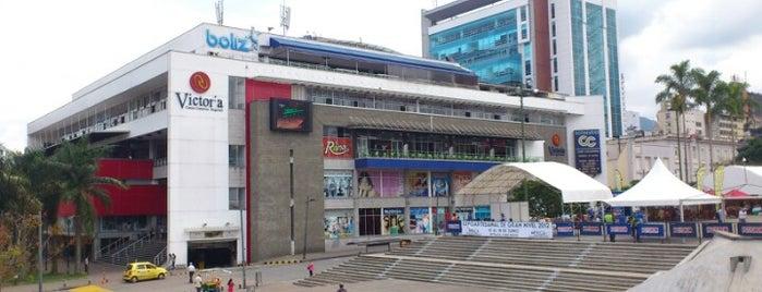 Victoria Centro Comercial Regional is one of Sitios Favoritos.