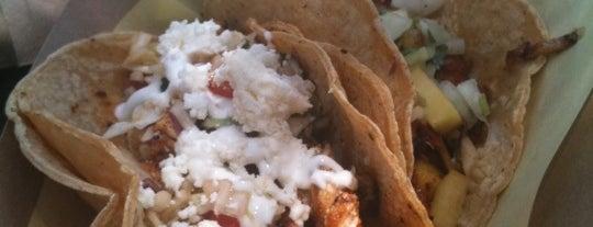 Taco Mesa is one of Foodie.