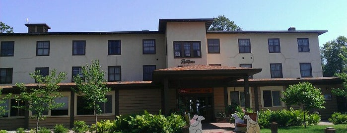 Ruttger's Birchmont Lodge is one of Historic Hotels to Visit.