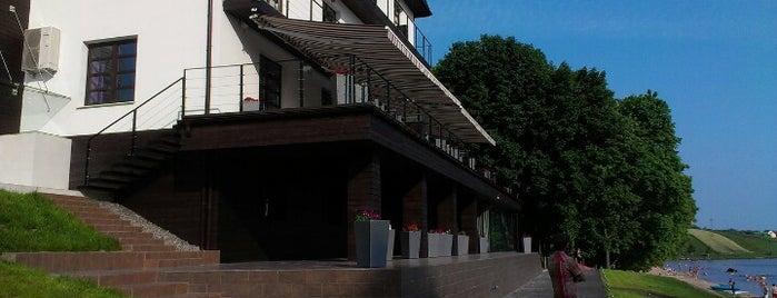 Парк-готель Швейцарія is one of Бари, ресторани, кафе Рівне.