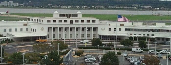 Ronald Reagan Washington National Airport (DCA) is one of World Airports.
