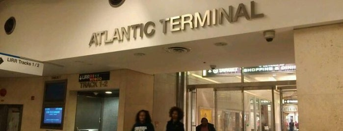 Atlantic Terminal is one of NYC - Stores.
