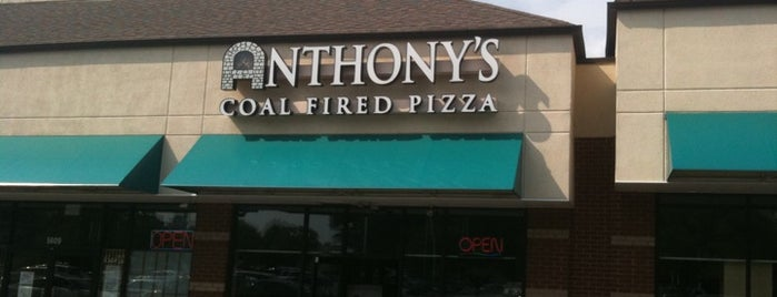 Anthony's Coal Fired Pizza is one of N. Delaware.