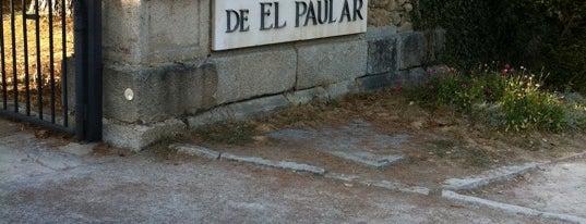 Monasterio de El Paular is one of Conoce Madrid.