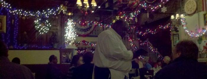 Ye Olde College Inn is one of Offbeat's favorite New Orleans restaurants.