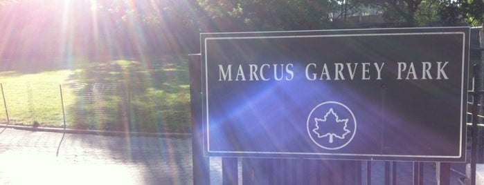 Marcus Garvey Park is one of 101 places to see in Manhattan before you die.