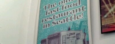 Spud Fish & Chips is one of West Seattle Dining.