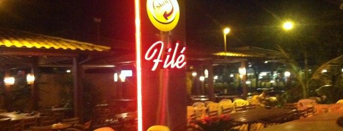 Filé Espeto & Cia is one of beta ;-;.