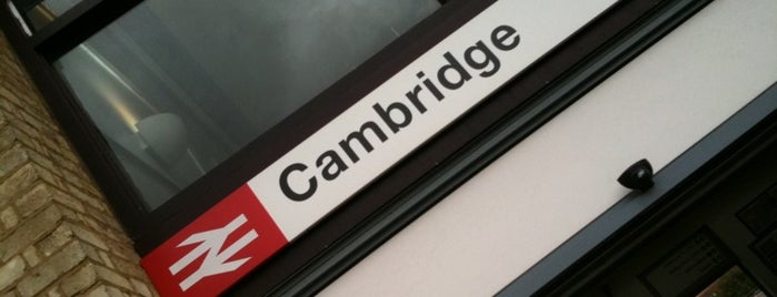 Cambridge Railway Station (CBG) is one of Railway Stations in UK.