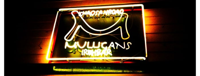 Mulligan's Irish Bar is one of Wanna getting there..