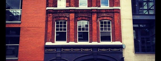 The Larder is one of London Restaurants.