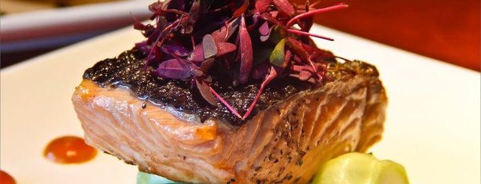 Sushi Neko is one of Oklahoma City's Best!  #visitUS.