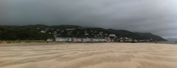 Aberdyfi Beach is one of Favorite Great Outdoors.