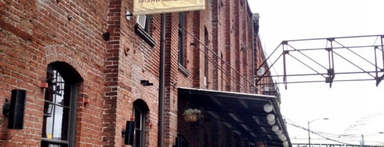 BridgePort Brew Pub is one of Portland's Best Beer - 2013.