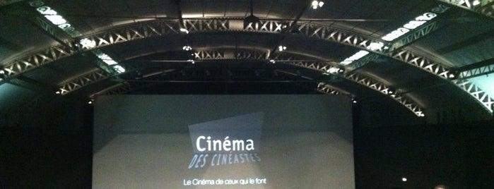 Cinéma des Cinéastes is one of Favoris.