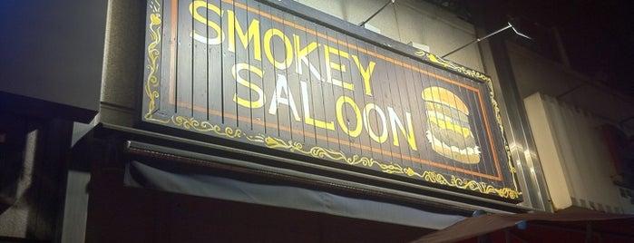 Smokey Saloon is one of Good resto.