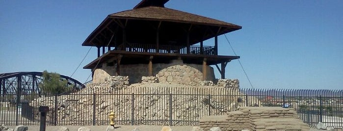 Yuma Territorial Prison State Historic Park is one of Paranormal Traveler.